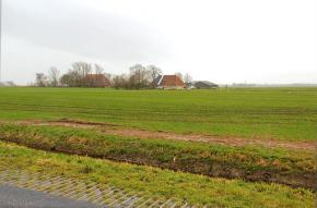 omgeving boerderij Hartwerd