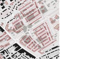 Analyse kaart Staatsmijn Emma sloop en vervanging 1973