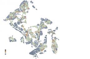 Kaart Parkstad perioden 1890-2015