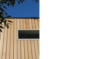 Kantoor Hartwerd detail kozijn