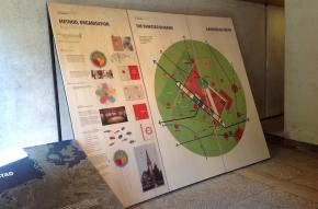tentoonstelling Revitalisation by Reconciliation IBA Parkstad