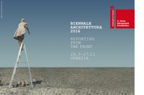 Poster Biennale di Venezia 2016