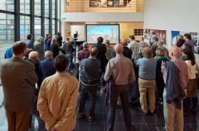 Van der Linden debat leegstaande kerken IBA Parkstad